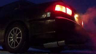DNA Motoring Exhaust Accord 98 F23 Dual Muffler
