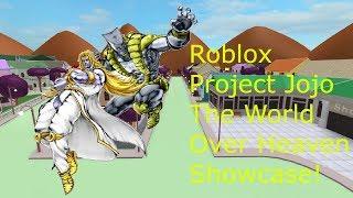 project jojo the world requiem - Thủ thuật máy tính - Chia