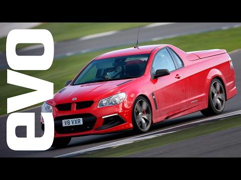 Vauxhall Maloo VXR8 LSA review   evo REVIEW