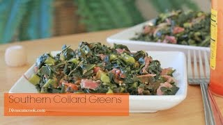 How To Make Southern  Soul Food Collard Greens