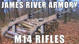 New James River Armory M14 Rifles