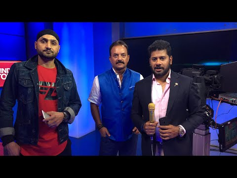 India's historic win over Australia Celebration with Harbhajan and Madan lal | Sports Tak