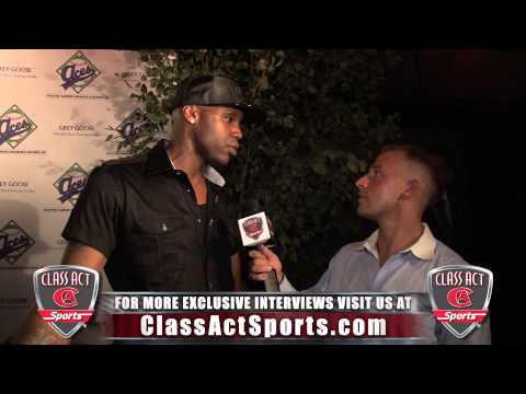 Cliff Floyd All Star Weekend Interview w/ Jared Ginsberg of Class Act Sports (July 2013)