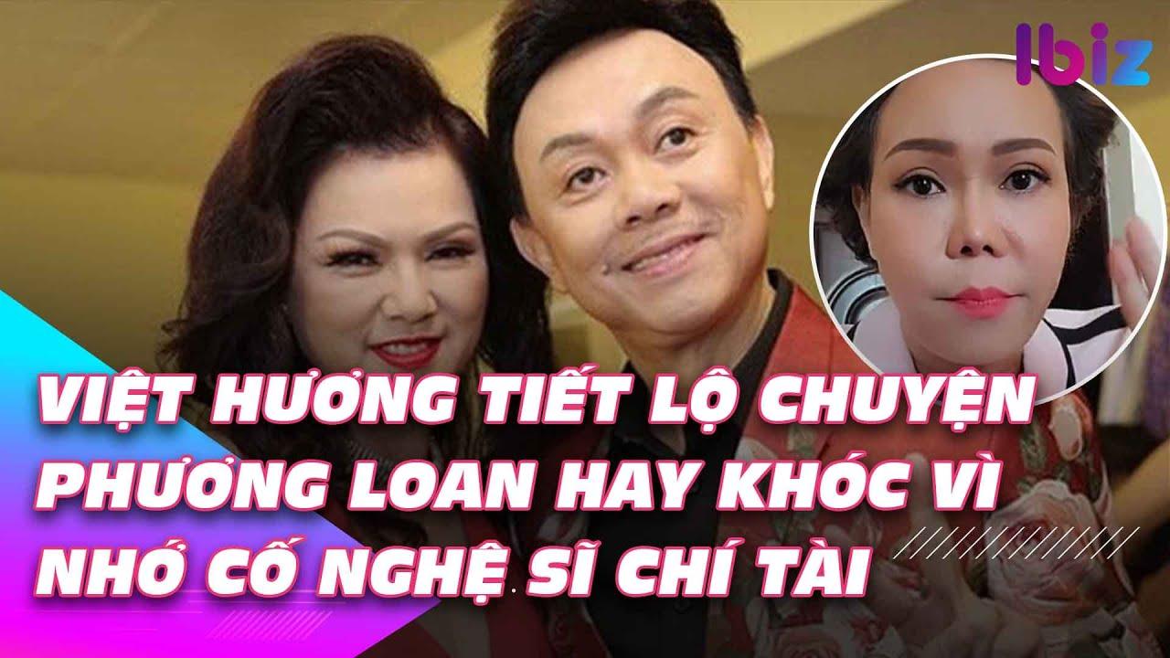 Việt Hương tiết lộ chuyện Phương Loan hay khóc vì nhớ cố nghệ sĩ Chí Tài #shorts thumbnail
