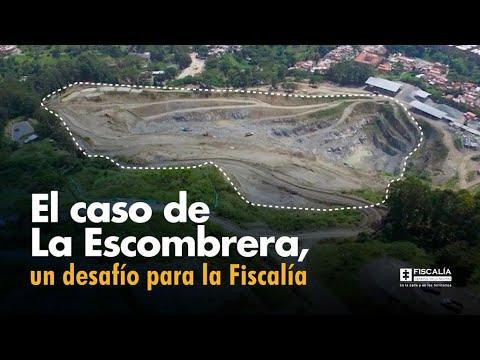 El caso de La Escombrera, un desafío para la Fiscalía