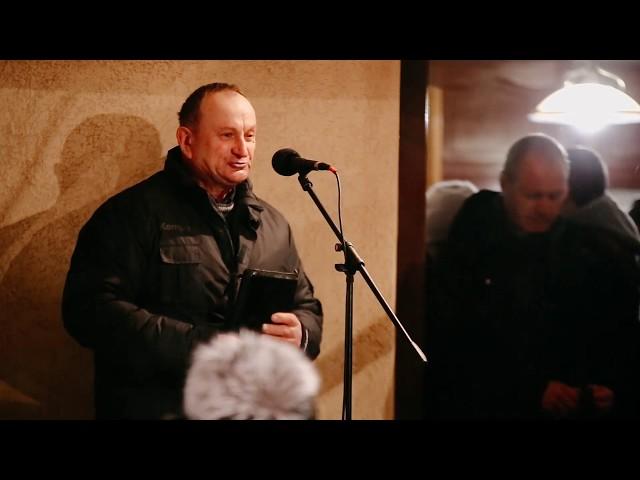 Adunare priveghere Paul Drăgoi, Bosanci (SV), 22 ianuarie 2019
