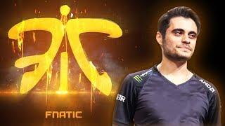 CS:GO - How GOLDEN played for FNATIC (Best of golden)