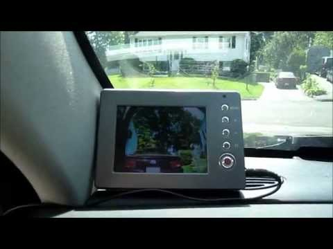 Peak Wireless Backup Camera Install / Review (PKC0RB)