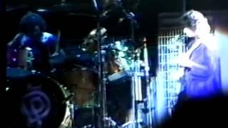 """Deep Purple The Unwritten Law """"Faux-Shot"""" 1987"""