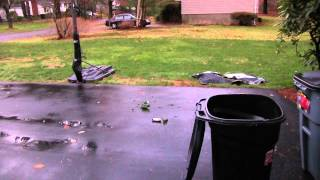 Breaking a Glass Bottle in Slow Motion (Canon Vixia HF G10)