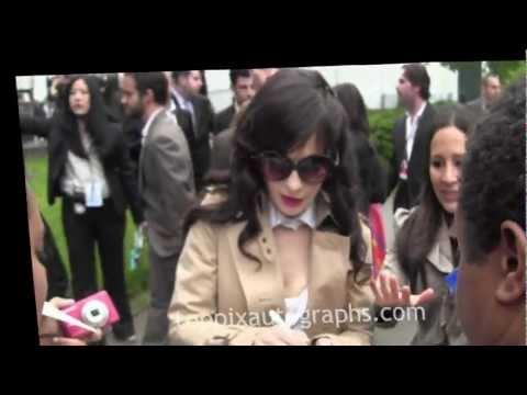 Zooey Deschanel Video