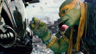 Trailer of Teenage Mutant Ninja Turtles: Out of the Shadows (2016)