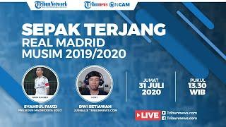 Mengulas Sepak Terjang Real Madrid Musim 2019/2020 Bersama Presiden Madridista Solo