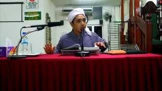 preview picture of video 'Kuliah Ustaz Hazwan Hanif- Kitab Tafsir Nurul Ehsan'
