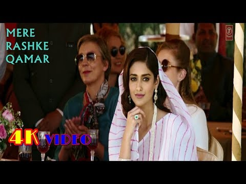 Download UHD 4K Video /Mere Rashke Qamar / Baadshao/Song Rahat Fateh Ali Khan
