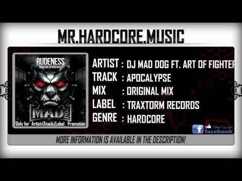 DJ Mad Dog ft. Art Of Fighters - Apocalypse [HQ|HD]