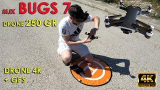 ????️ El Nuevo Drone de Ciudad, MJX BUGS 7, DRONE 250 GRAMOS, MJX B7 test a fondo