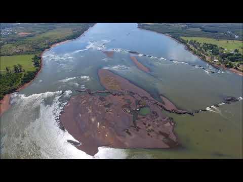Piedra libre para el Salto Chico en el río Uruguay