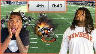 Fake Punts, BIG Hits & Major CRAP TALK! Game Goes Down To The Wire (MUT Wars Season 4 Ep.17)