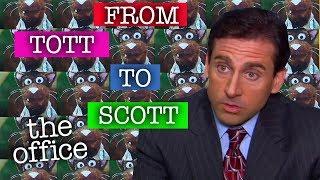 Michael Scott: From TOTT to SCOTT - The Office US