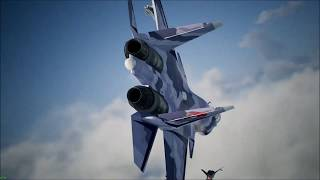 Ace combat 2 intro revamped