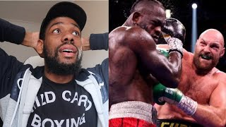 FIGHT OF THE YEAR? TYSON FURY vs DEONTAY WILDER AFTERMATH THOUGHTS