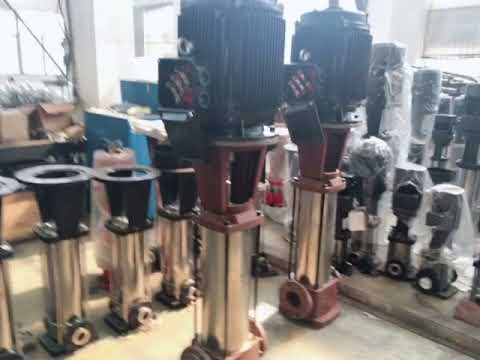 Water Pump Factory In  Shanghai China for Reverse Osmosis Water Filtration System