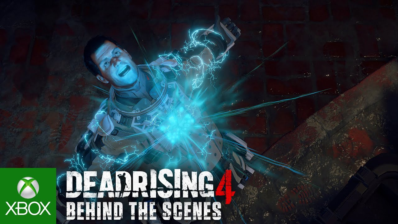 Video for Dead Rising 4 Slays San Diego Comic-Con
