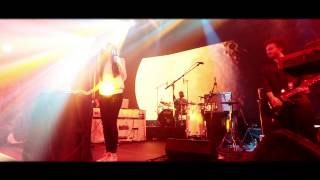 The Asteroids Galaxay Tour  Moonlight Breakfast live in Fratelli Studios Bucharest
