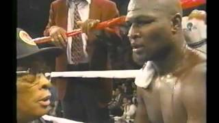 James Toney vs Montell Griffin I
