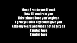 Tainted Love - Marilyn Manson