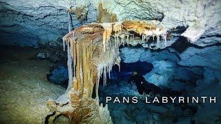 Le Cave-Diving au Bahamas