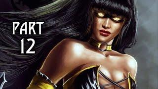 Mortal Kombat X Walkthrough Gameplay Part 12 - Rain - Story Mission 6 (MKX)