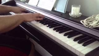 Lie to Me - 12 Stones (Piano Cover)