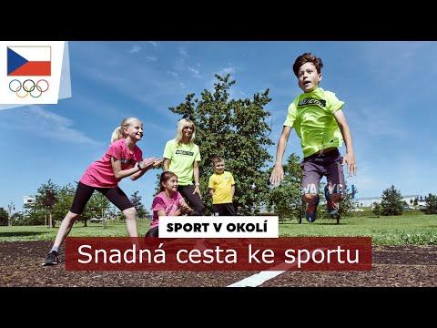 Sportvokolí.cz - snadná cesta ke sportu