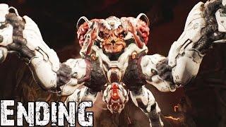 DOOM Ending and Final Boss DOOM 4 Ending