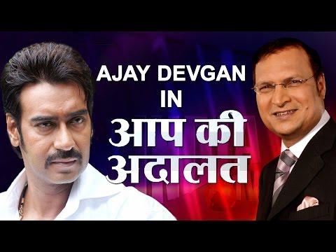 Download Ajay Devgan In Aap Ki Adalat (Full Episode) HD Mp4 3GP Video and MP3