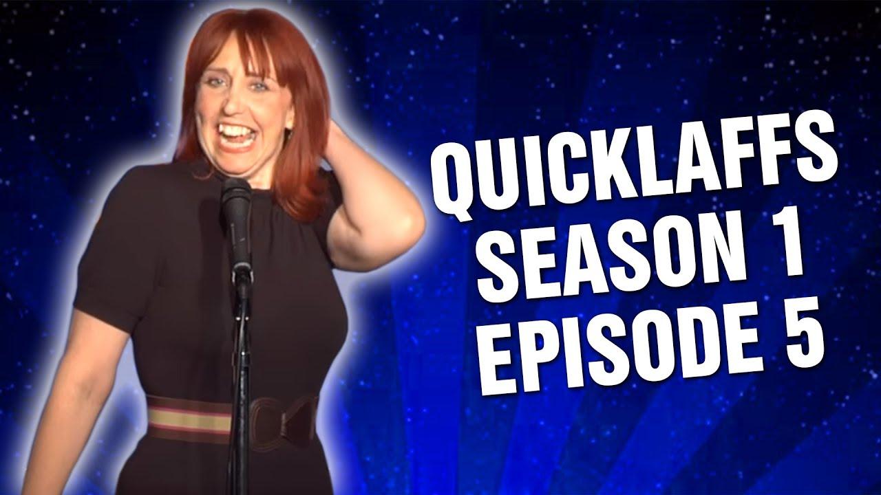Comedy Time - QuickLaffs: Season 1 Episode 5