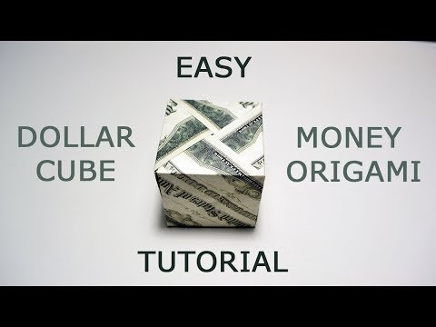 mp4 Money Cube Origami, download Money Cube Origami video klip Money Cube Origami