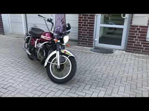 Video Moto-Guzzi 850 GT California