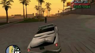 Миссия сутенера в GTA San Andreas!