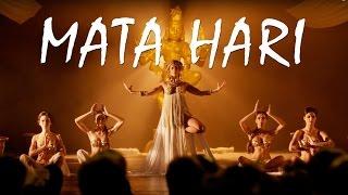 Танец Мата Хари в Театре. Историческая Драма. StarMedia
