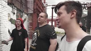 VERSUS Fresh Blood 4: Команда Oxxxymiron (Встреча 3) / Четыре Элемента