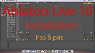 ableton live 10 crack mac francais - TH-Clip