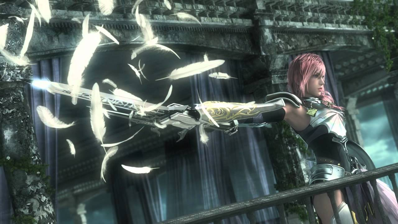 New Final Fantasy XIII-2 Trailer Proves Square Enix Still Knows How To Make A Scene