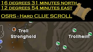 osrs troll stronghold clue - TH-Clip