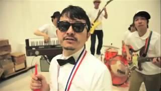 """かせきさいだぁ """"GO! GO! ハグトーンズ"""" (Official Music Video)"""