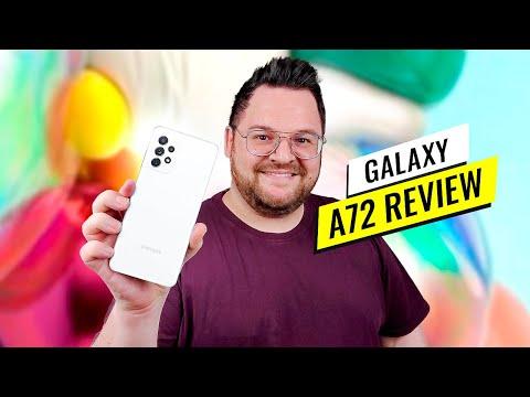 SAMSUNG Galaxy A72 REVIEW, ¿SU MEJOR GAMA MEDIA?