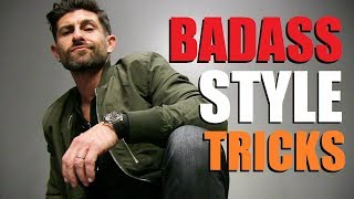 7 Things ANY Guy Can Do To Look BADASS! (Steal THESE Outfits)