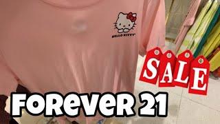Forever 21 Sale Shopping 2020